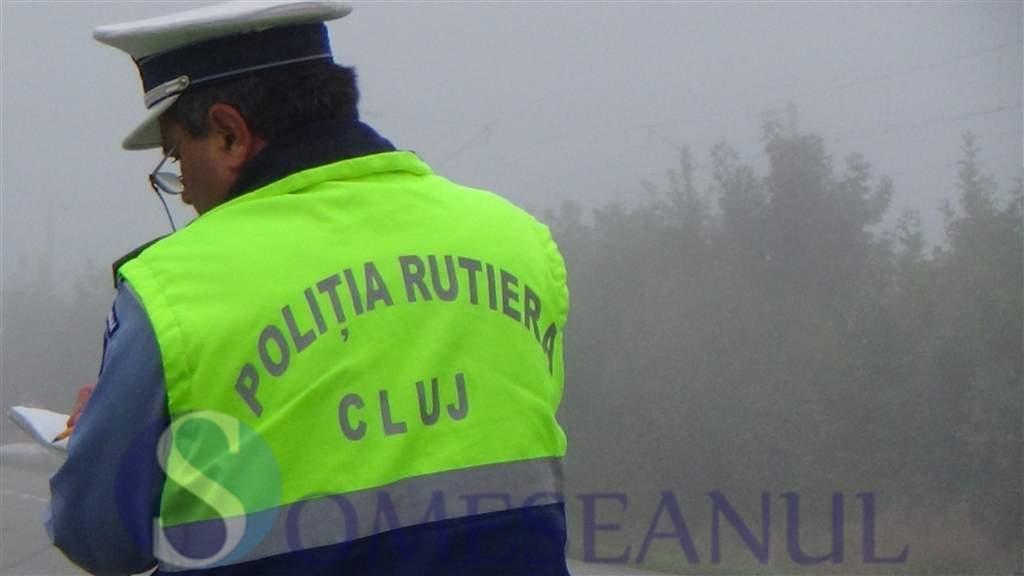 someseanul-accident taximetru dej - politia rutiera