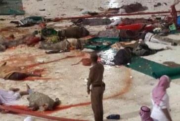 Scene sângeroase la Mecca. Peste 100 de oameni au murit și alte sute au fost rănite de o macara ce a căzut peste mulțime