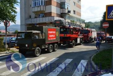 Ziua Pompierilor Români, sărbătorită la Gherla printr-o paradă a autospecialelor – FOTO/VIDEO