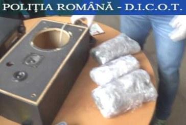 Rețea de traficanți de droguri destructurată. Produceau drogurile cu sodă caustică, toluen sau acetonă