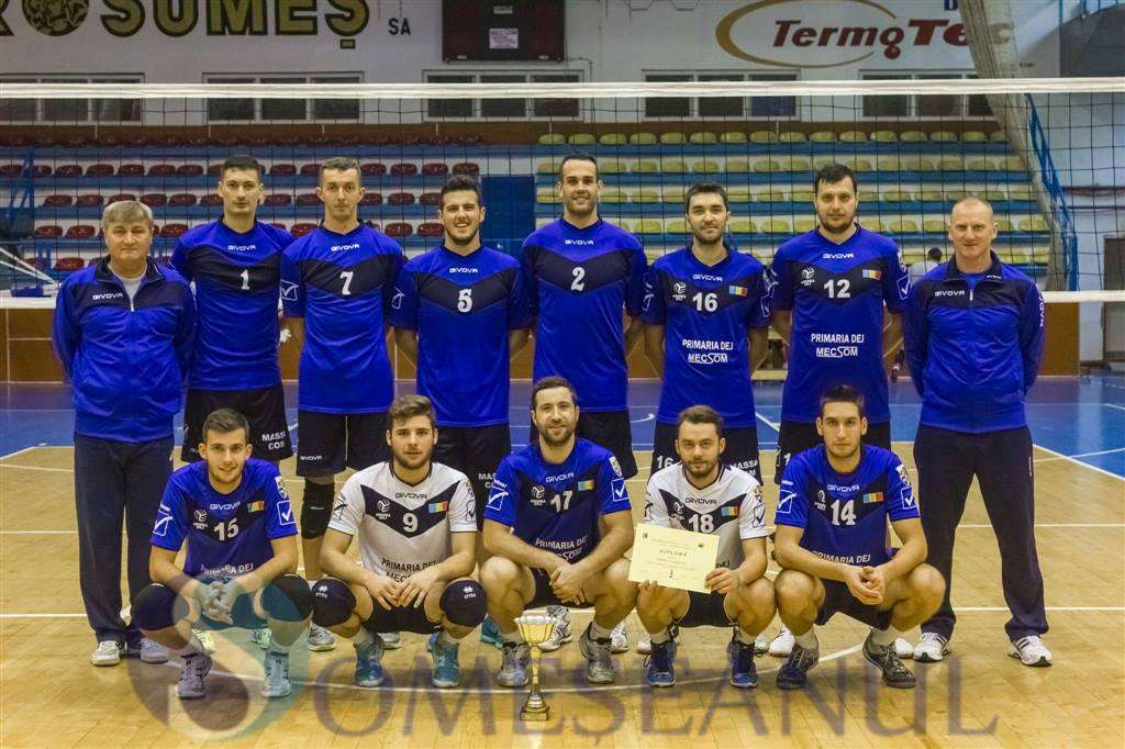 Unirea Dej a castigat trofeul Cupa Unirea 2015