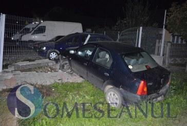 Băut la volan, și cu permisul suspendat, un bărbat din Așchileu a provocat un accident rutier