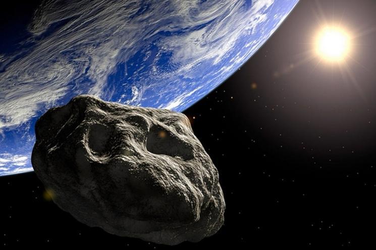 Asteroid Terra
