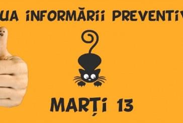 Ziua Informării Preventive, marcată prin evenimente organizate de ISU Sălaj