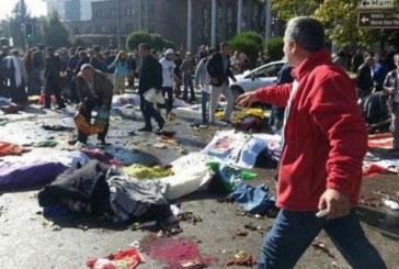 Zeci de morți în urma unui atentat în gara din Ankara – VIDEO