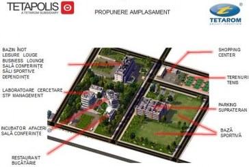 Proiect de lege inițiat de Cornel Itu pentru infrastructura viitorului parc științific și tehnologic TETAPOLIS
