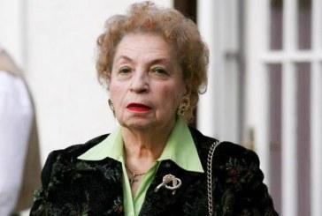 """""""Regina avocaturii din România"""", Paula Iacob, s-a stins din viață la vârsta de 83 de ani"""