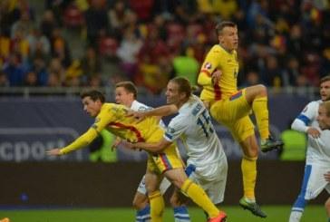 Salvați în ultima clipă. România termină 1-1 cu Finalanda și păstrează șanse de calificare