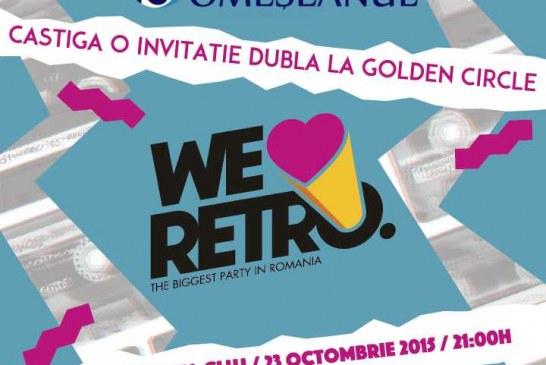 Concurs: Someșeanul.ro pune la bătaie o invitație la We Love Retro, Transylvania Music Event