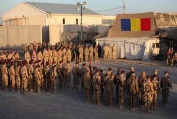 Cum au sărbătorit militarii Batalionului 811 Infanterie Dej Ziua Armatei în Afganistan – FOTO