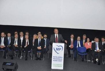 Mișcarea Populară Dej, prezentă la întâlnirea cu Traian Băsescu de la Cluj – FOTO