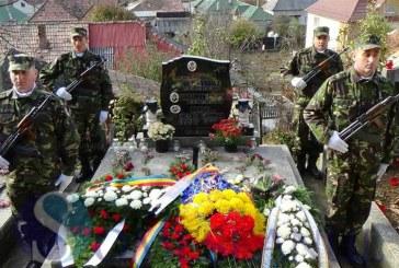 Eroul dejean Vasile Unguraș, comemorat azi, de Ziua Veteranilor – FOTO/VIDEO