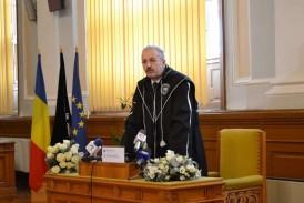 Vicepremierul Vasile Dâncu a primit titlul de Profesor Honoris Causa al Universității Babeș-Bolyai