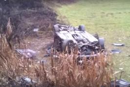 Accident mortal în Sighetu Marmației. Trei persoane au fost încarcerate – VIDEO