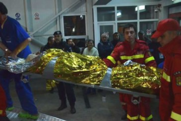 Solidaritate: SMURD Cluj ajută la transportul răniților din Colectiv în străinătate – VIDEO