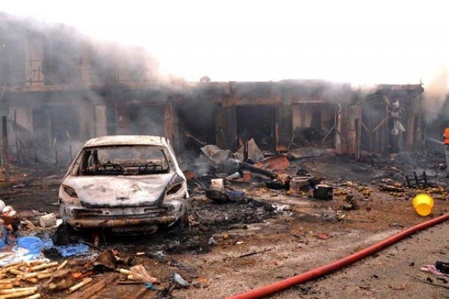 atentat masina capcana nigeria