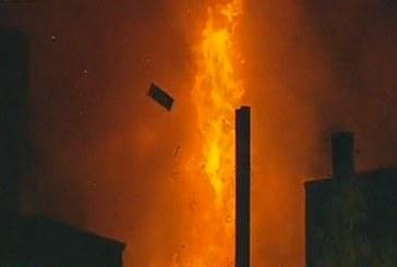 VIDEO – Explozie la o fabrică de pâine din Brașov. S-au anunțat mai multe victime