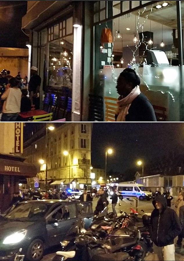 PARIS: Breaking: Reports of shooting at restaurant in central Paris