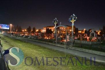 Luminația sau Ziua Morților. Noaptea în care cimitirele se transformă în oaze de lumină – GALERIE FOTO