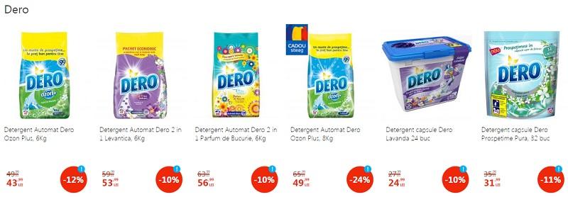 Vedeți aici întreaga ofertă Dero