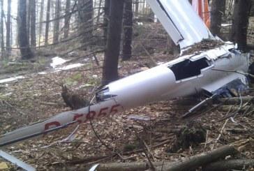 FOTO/VIDEO – A fost găsită epava planorului dispărut în vară. Cadavrul pilotului era în epavă
