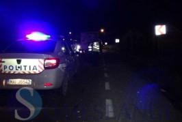 Cinci persoane rănite într-un accident produs de un șofer teribilist