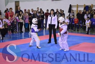 În acest weekend a avut loc la Gherla prima ediție a Cupei Armenopolis la Karate WTF – GALERIE FOTO