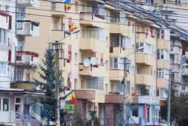 Dejenii au sărbătorit Ziua Națională a României cu drapelul la fereastră – Galerie FOTO