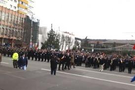 Euforie de Ziua Națională la Zalău. Paradă militară organizată în premieră în capitala Sălajului – FOTO/VIDEO