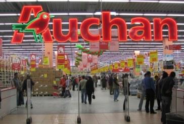 Magazin Auchan, amendat de OPC, după ce 18 clienţi au ajuns la spital cu toxiinfecţii alimentare