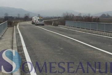 S-a redeschis podul de la Bunești. Lucrările au fost finalizate – FOTO/VIDEO