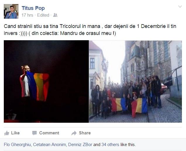 post facebook titus pop