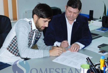 "Vicențiu Serv, sponsor oficial al Academiei de Fotbal ""Paul Papp"" – FOTO/VIDEO"