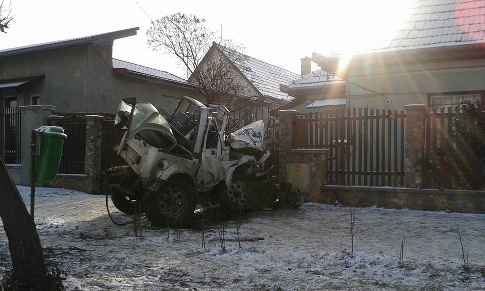 accident jeep cluj