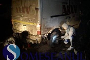 Taximetru din Gherla implicat în accident la Nima – FOTO