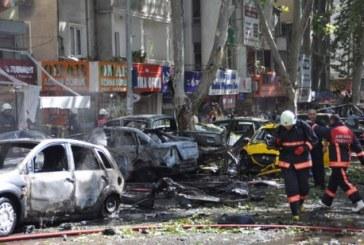 Atentat la o secție de poliție din Turcia. Cinci persoane au murit iar alți 39 sunt răniți grav – VIDEO