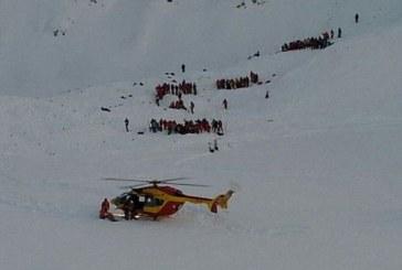 Grup de elevi surprinși de o avalanșă în Alpii Francezi. Cel puțin un mort și cinci dispăruți – VIDEO