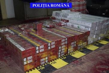 Bărbat arestat preventiv, pentru contrabandă cu țigări. Acesta transporta 17.000 de țigarete