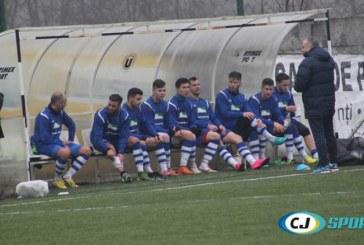 """FC Unirea Dej a terminat la egalitate un meci amical cu FC Zalău. Alpar Meszaros: """"A fost un joc de angajament"""" – VIDEO"""