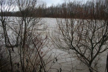 Cod galben de inundații în zona Dej, pe Someș