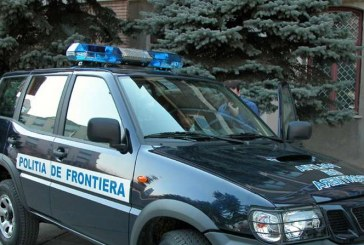 Ce au descoperit polițiștii de frontieră într-o mașină ascunsă în boscheți