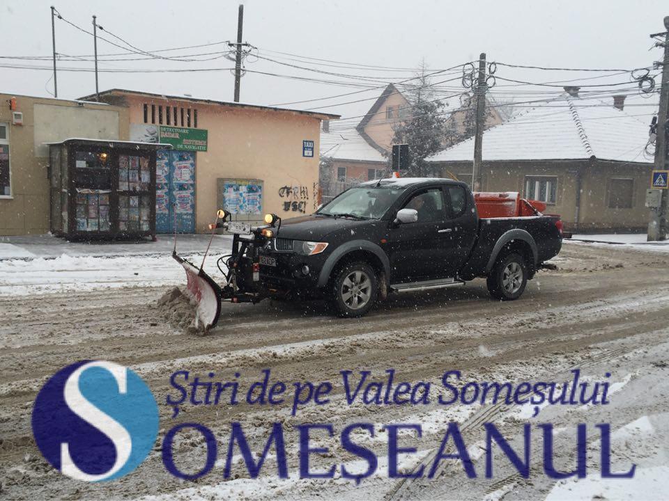 Situația drumurilor județene.La nivelul judeţului Cluj nu se înregistrează drumuri judeţene închise sau blocate