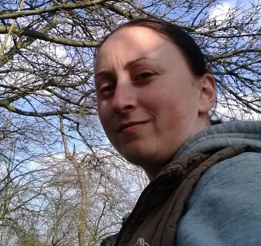 Monica Rad, tânăra decedată în accident.