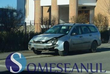 Accident rutier la Cutca, provocat de un șofer de 18 ani – FOTO