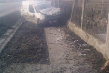 Accident la Iclod. Un șofer băut și cu permisul suspendat, a provocat un eveniment rutier