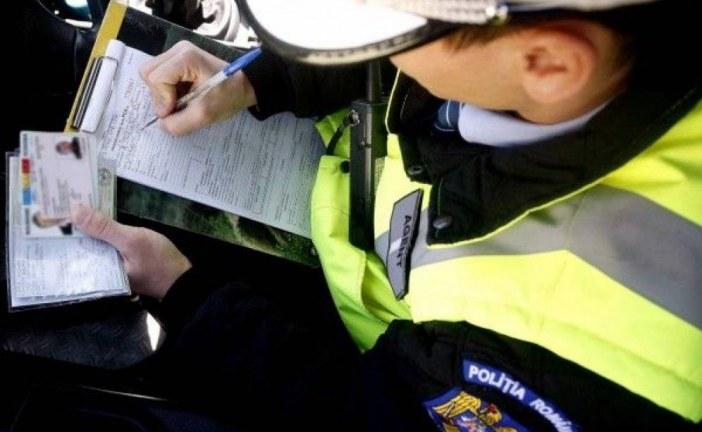 IPJ Bistrița – 16 permise de conducere și 11 certificate de înmatriculare reținute în cadrul acțiunilor la regimul rutier, desfășurate pe raza județului