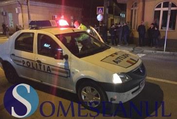 Șofer din Cluj prins băut la Bonțida de polițiștii gherleni