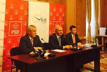 PSD și ALDE, merg braț la braț la alegerile locale din 5 iunie