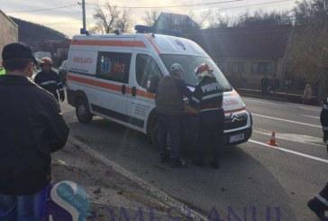 Accident cu victime la Căpușu Mare. Trei mașini implicate