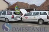 Accident pe DN1C la Răscruci. Trei copii au ajuns la spital – FOTO/VIDEO